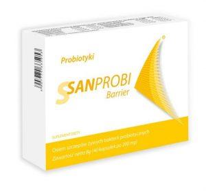 skuteczne probiotyki sanprobi barrier