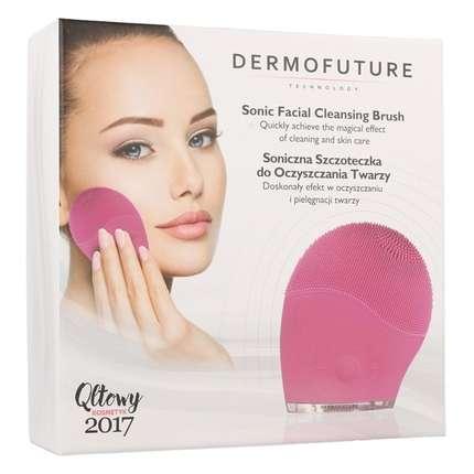 szczoteczka do oczyszczania twarzy DermoFuture